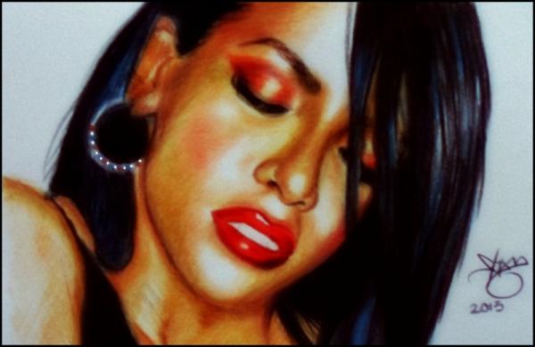 Aaliyah by yamilaalmara
